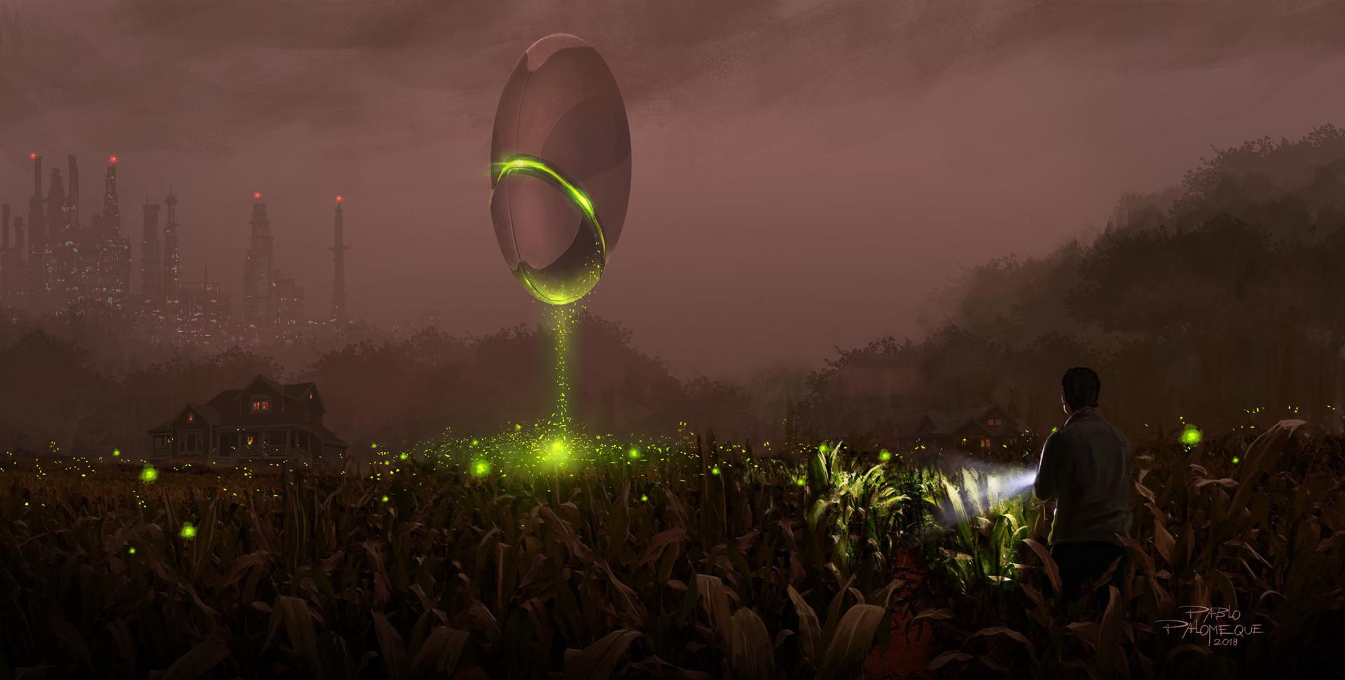 Pablo palomeque fireflies