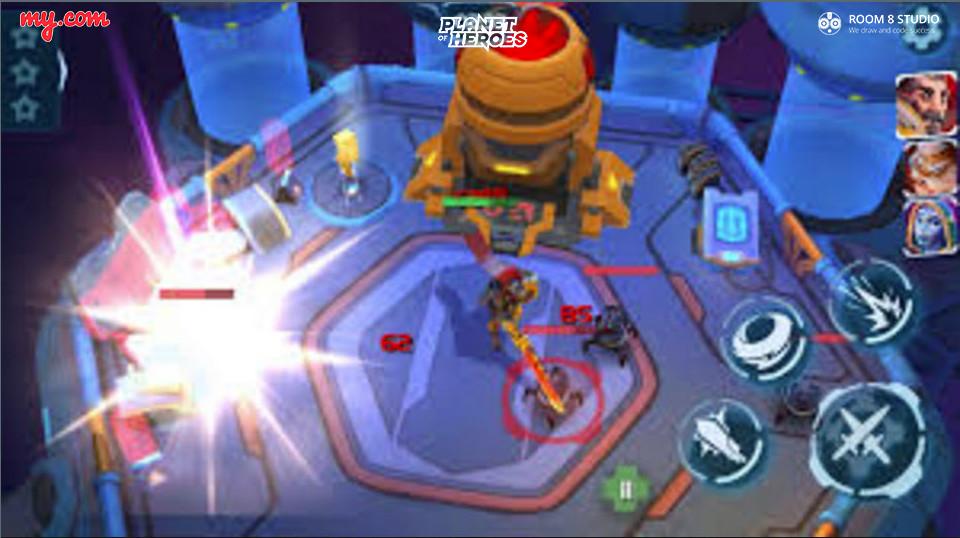 Room 8 studio reactor
