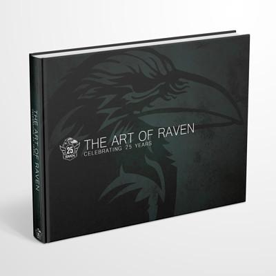 Brian borowiec raven book mock 2