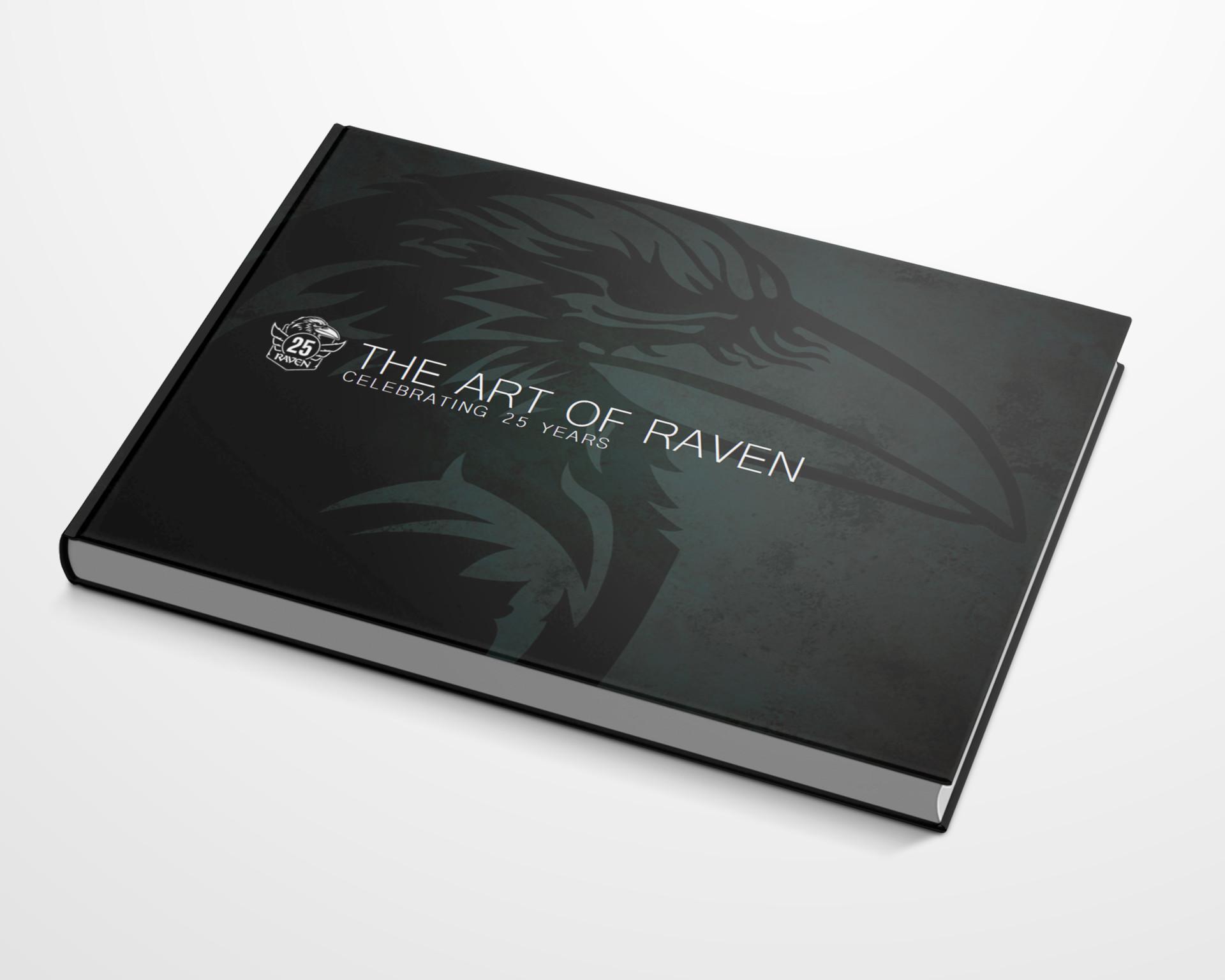 Brian borowiec raven book mock 4