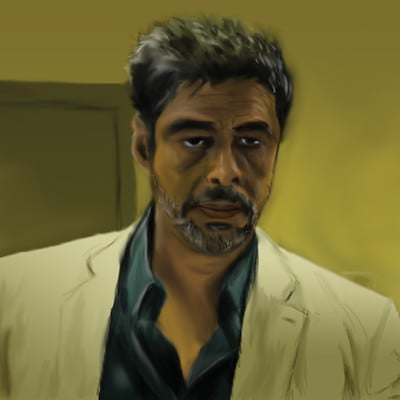 Christopher mckiernan sicario 2 fan art