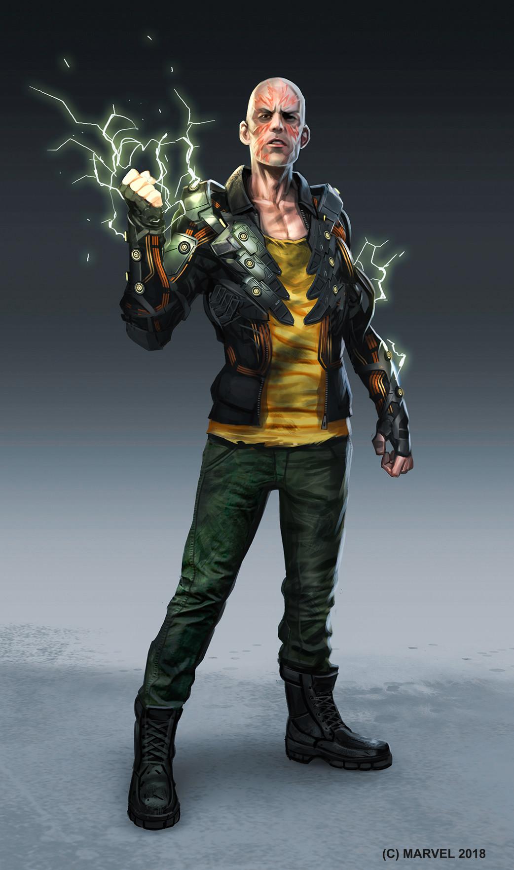 Daryl mandryk electropolish