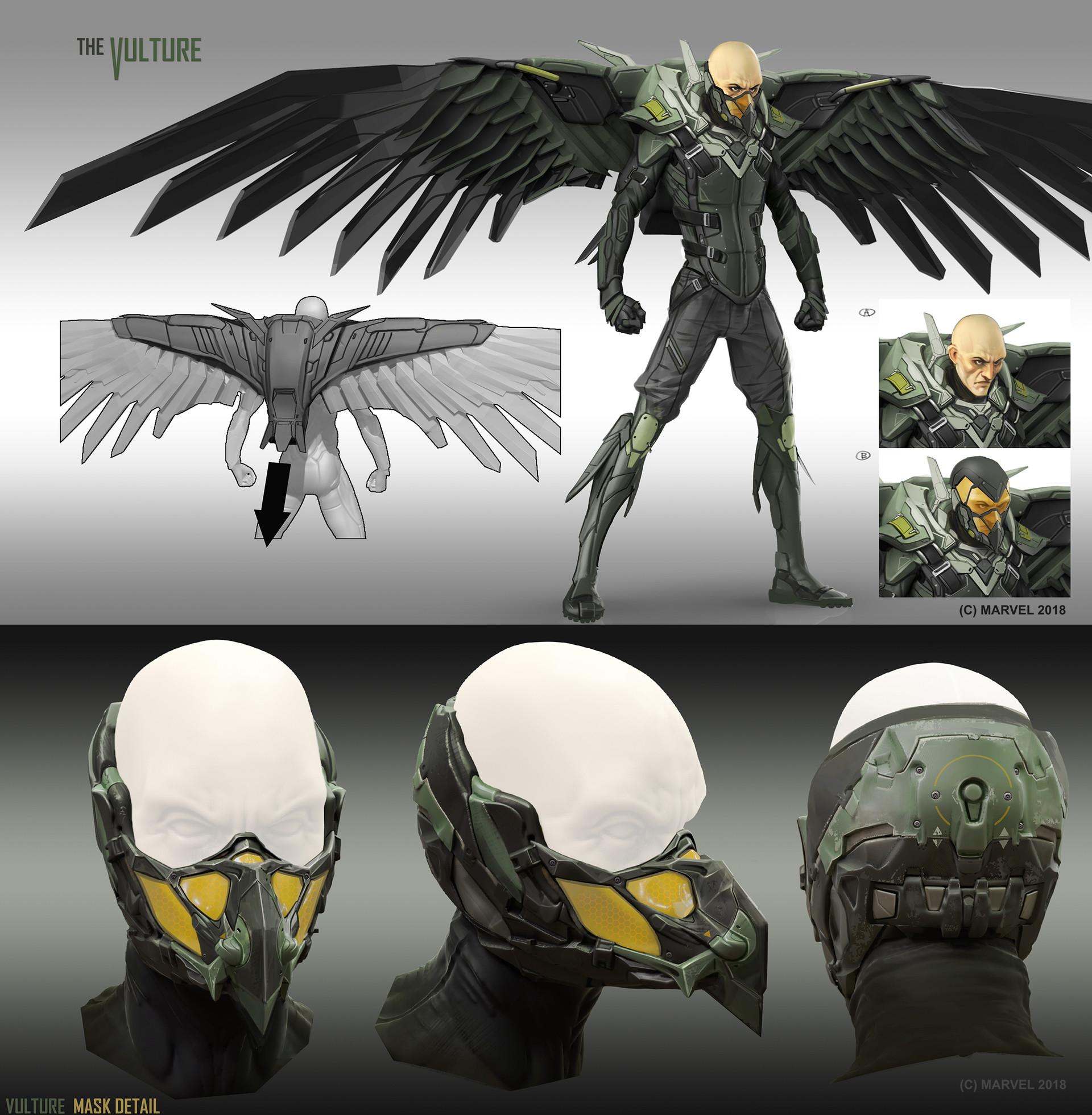Daryl mandryk vulture update