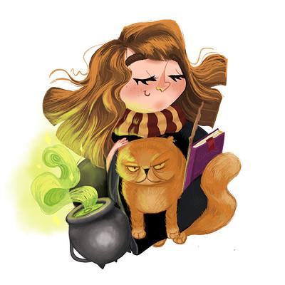 Rafaela villela hermione