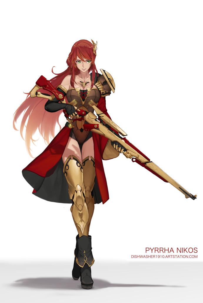 Pyrrha Nikos - Future 3.0