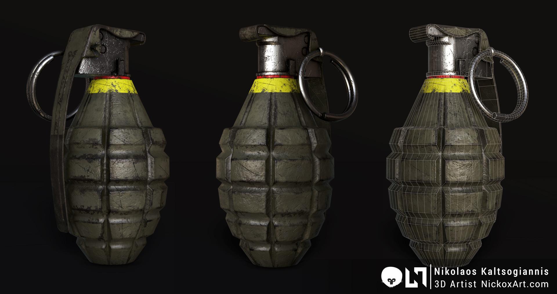 Nikolaos kaltsogiannis mk2 grenade presentation 14