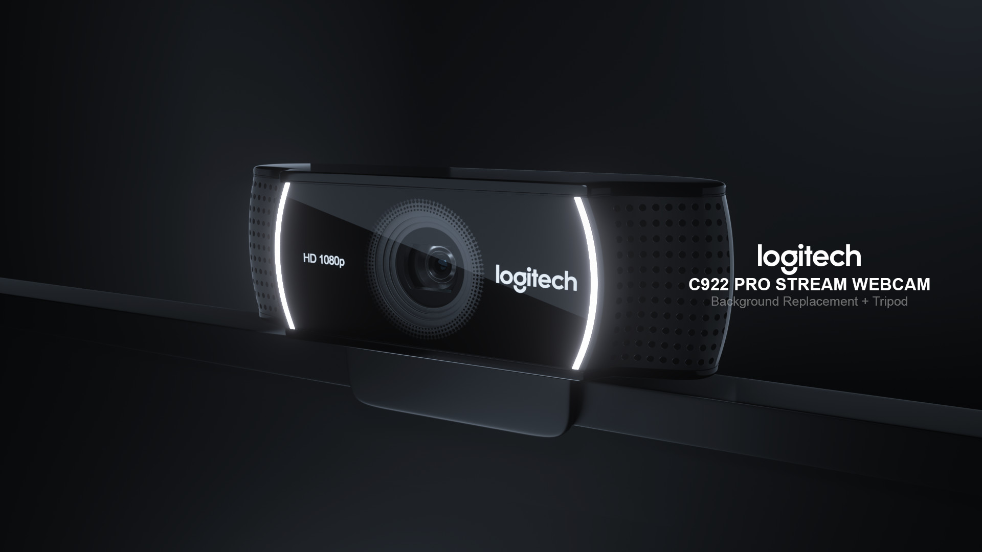 Marcus Ryden Logitech C922 Pro Stream Webcam