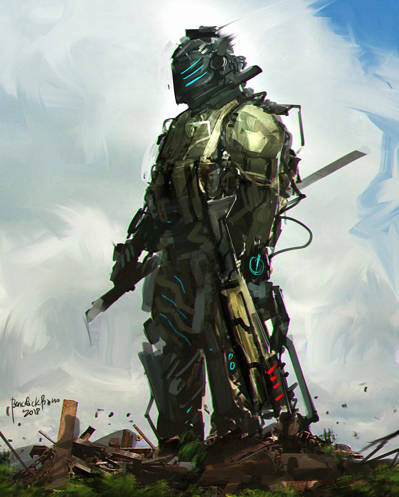 Benedick bana full armor elite unit2 2