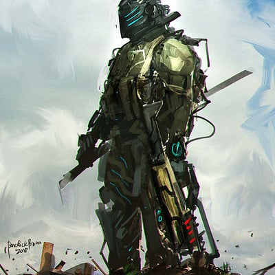 Benedick bana full armor elite unit2 2
