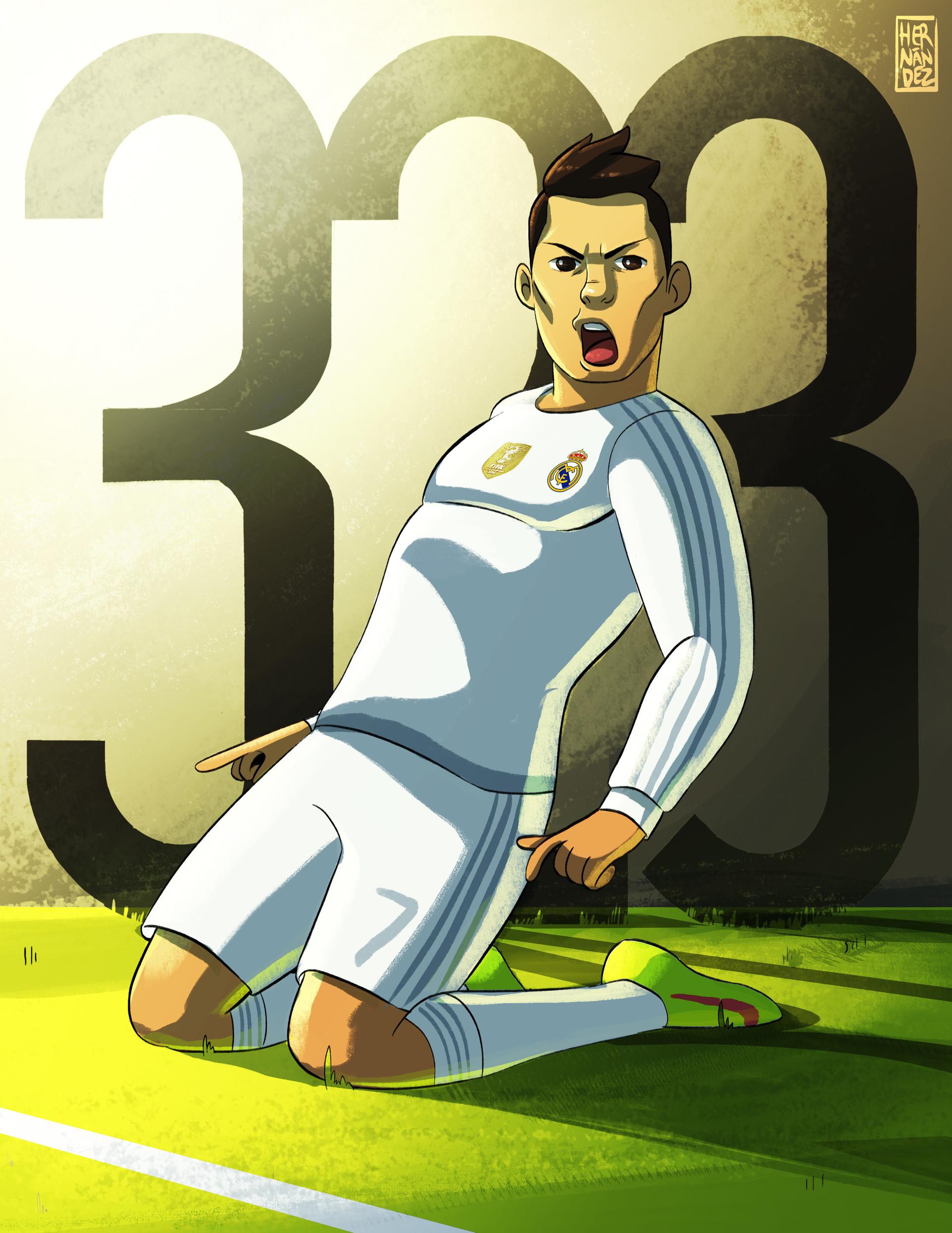 Cristiano Ronaldo. 2015