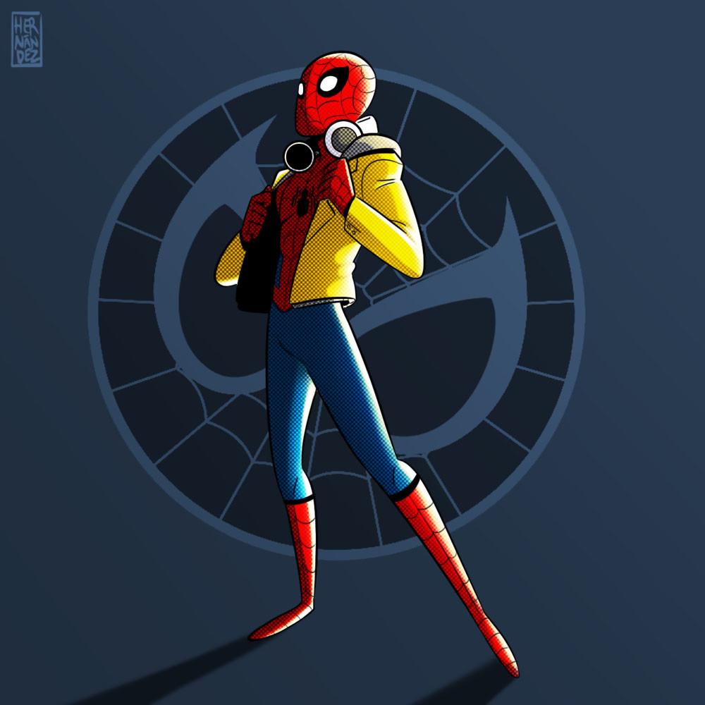 Spider-man homecoming. 2017