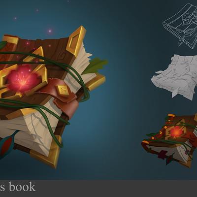 Alla belykh book makingof