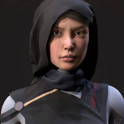 Joao silva scifi face 002