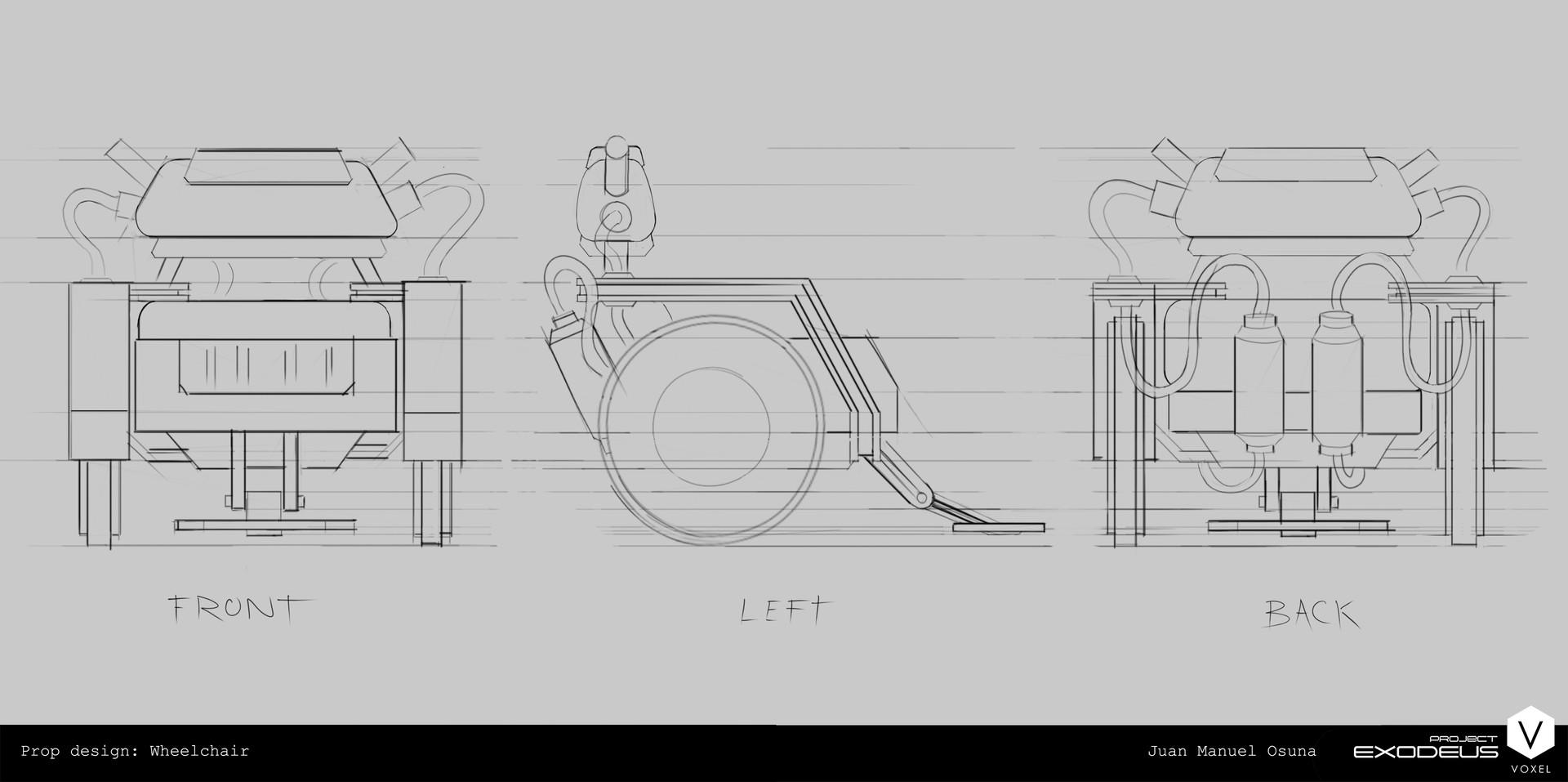 Juan manuel osuna silla de ruedas plano