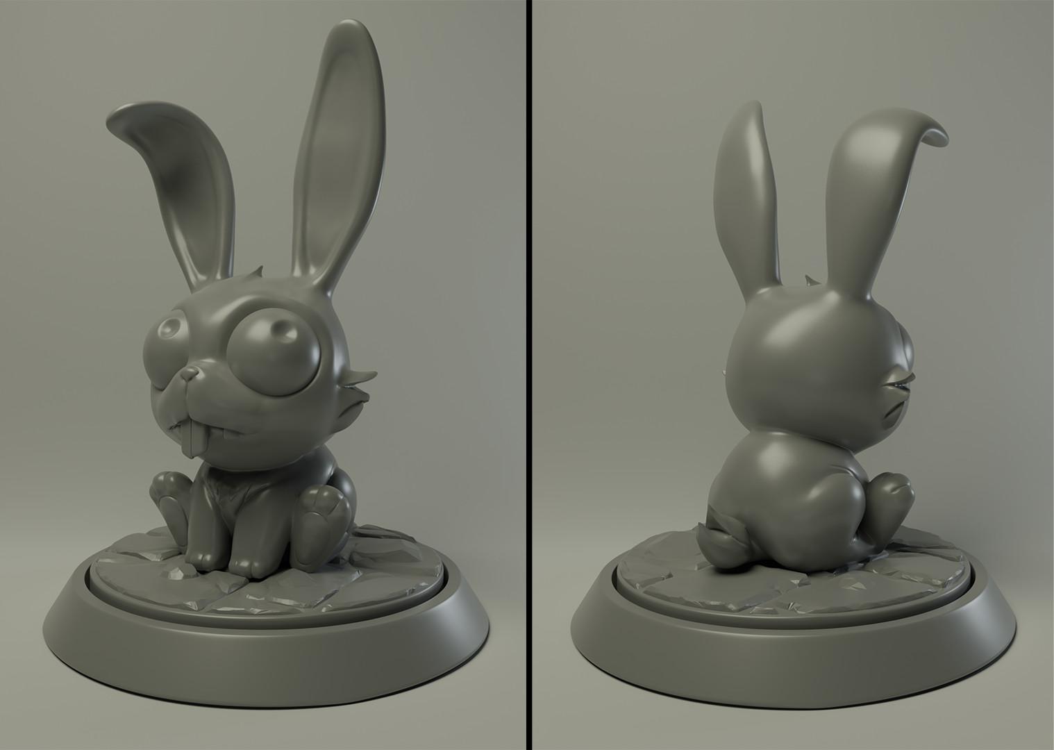 Stevans robert bunnyclay02