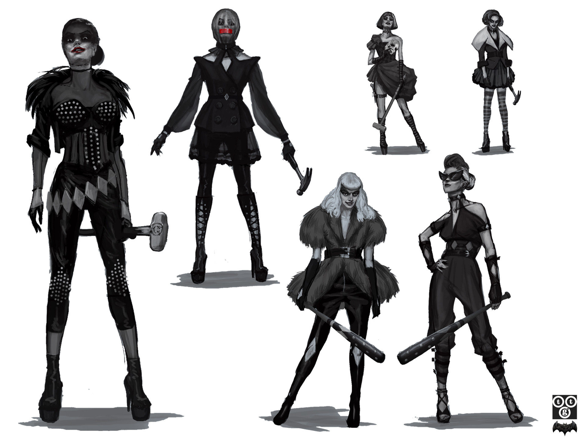 Rough Harley concepts