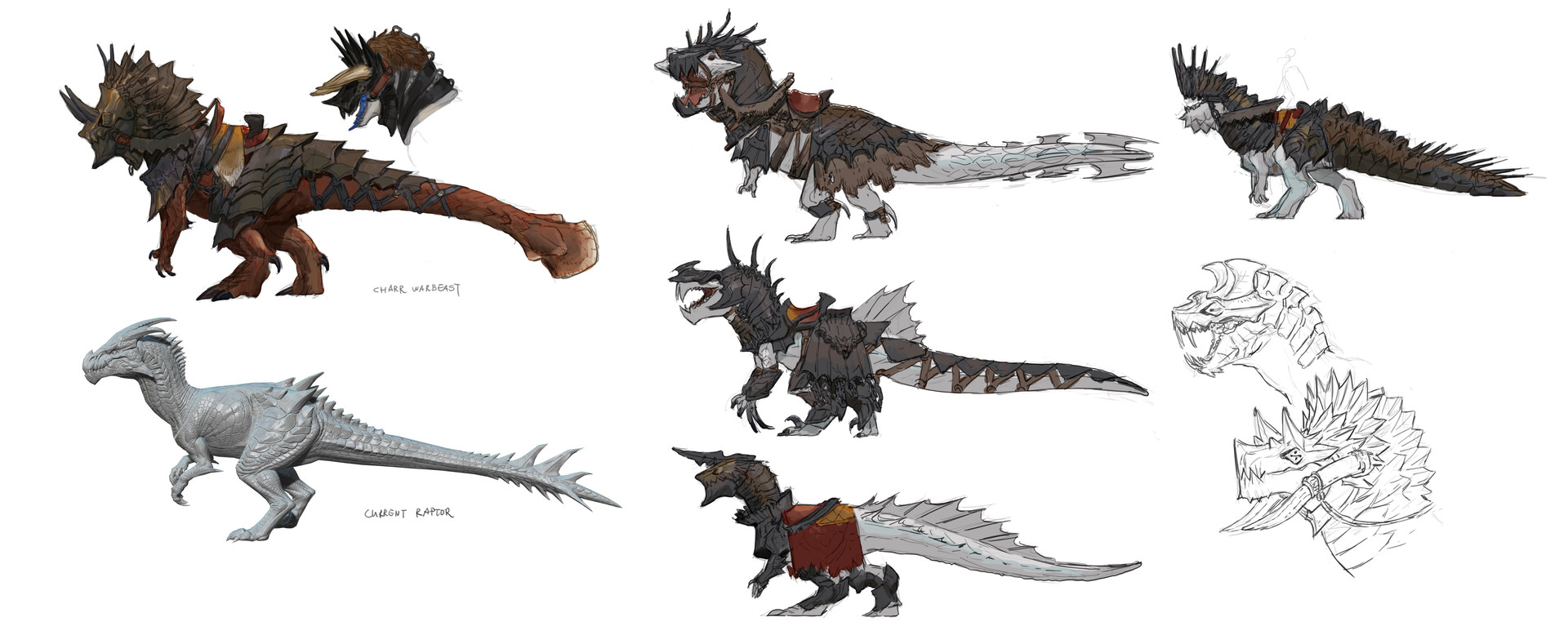 Loraine howard iii mount raptor 2