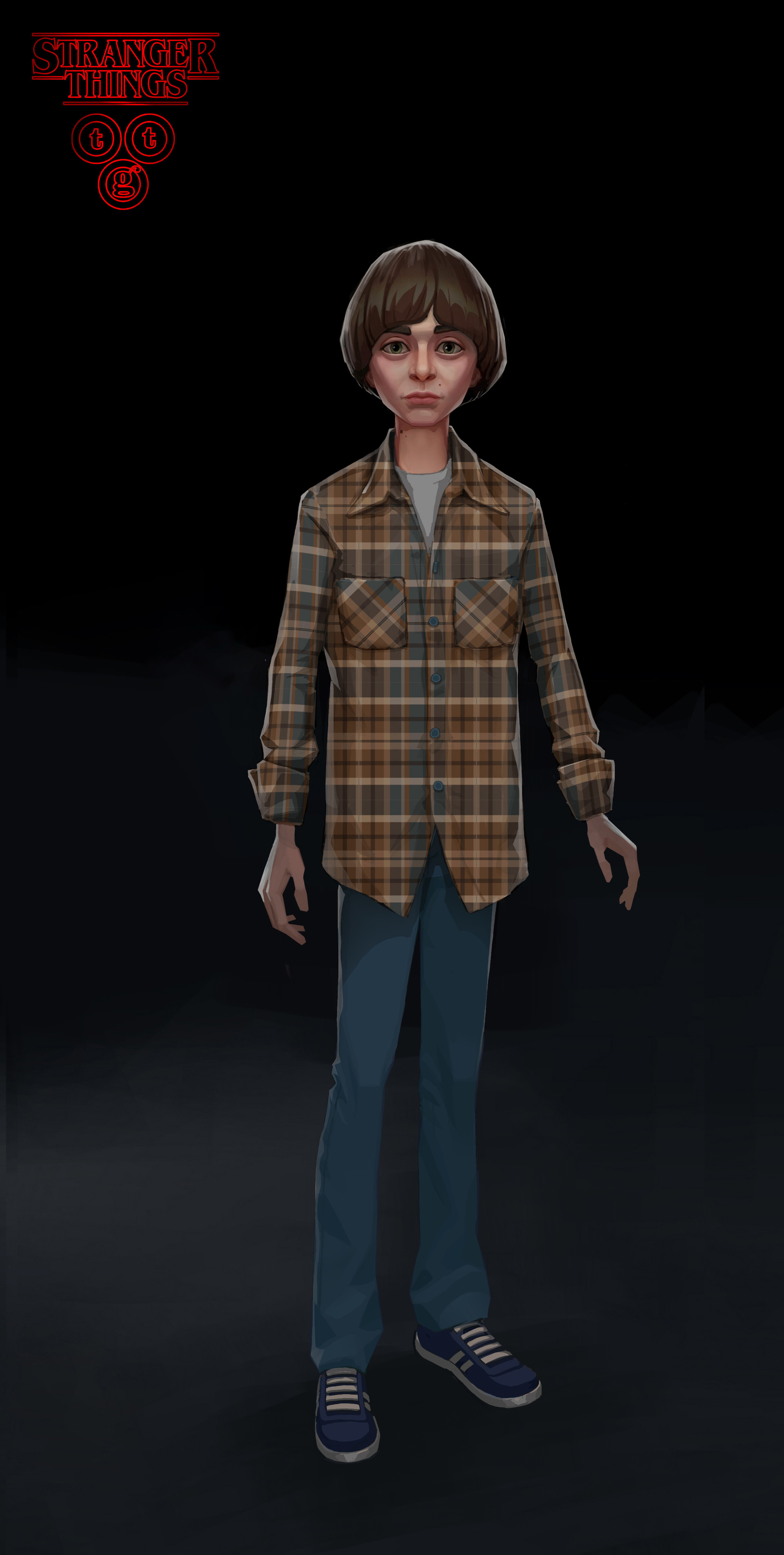 Bruce glidewell will street clothes v2