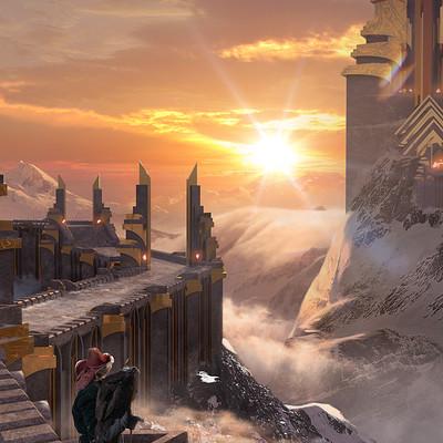 Alfven ato citadel of oro