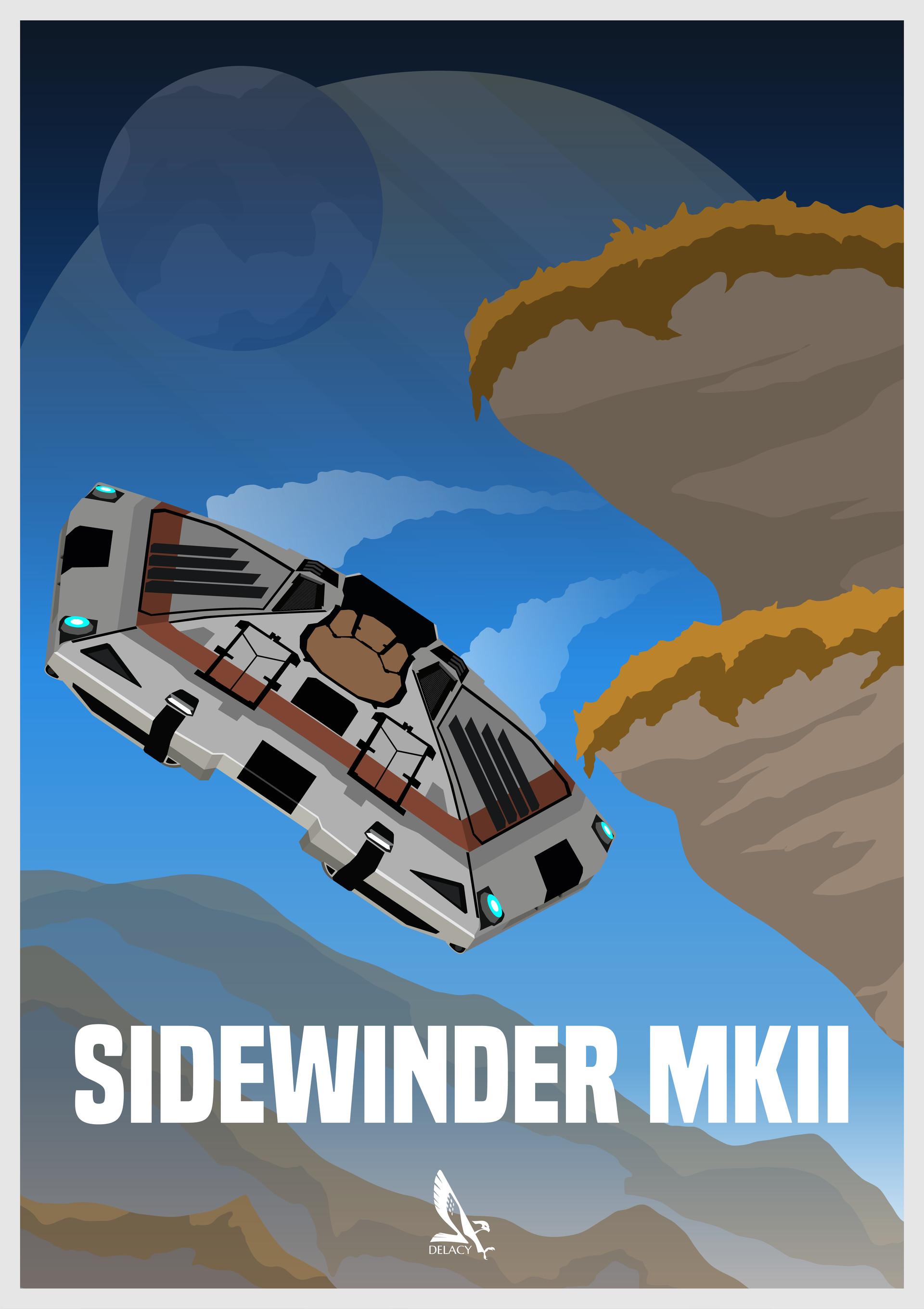 Mathew maddison sidewinder mkii 01