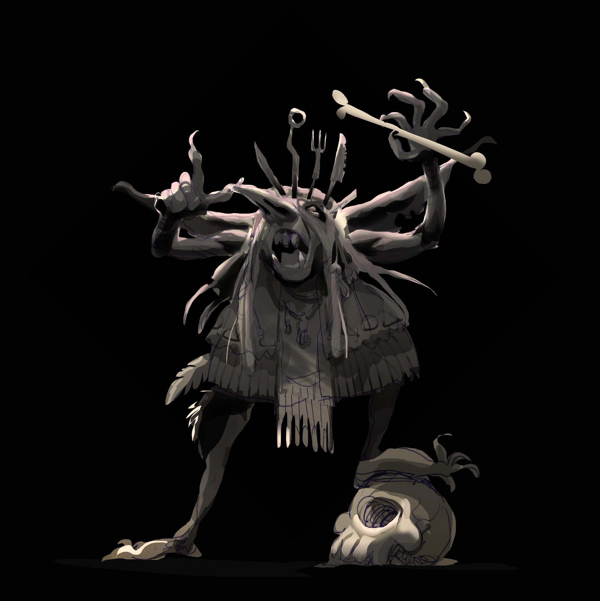 Fabian golz 13 shaman