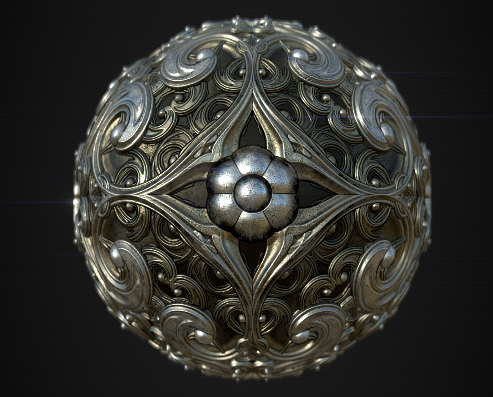 Ornamental Sphere