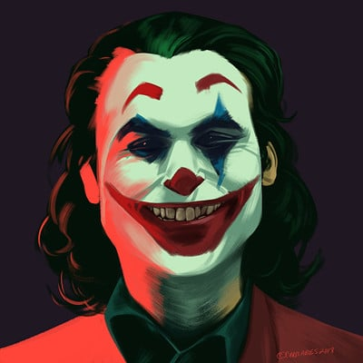 Christopher ables new joker