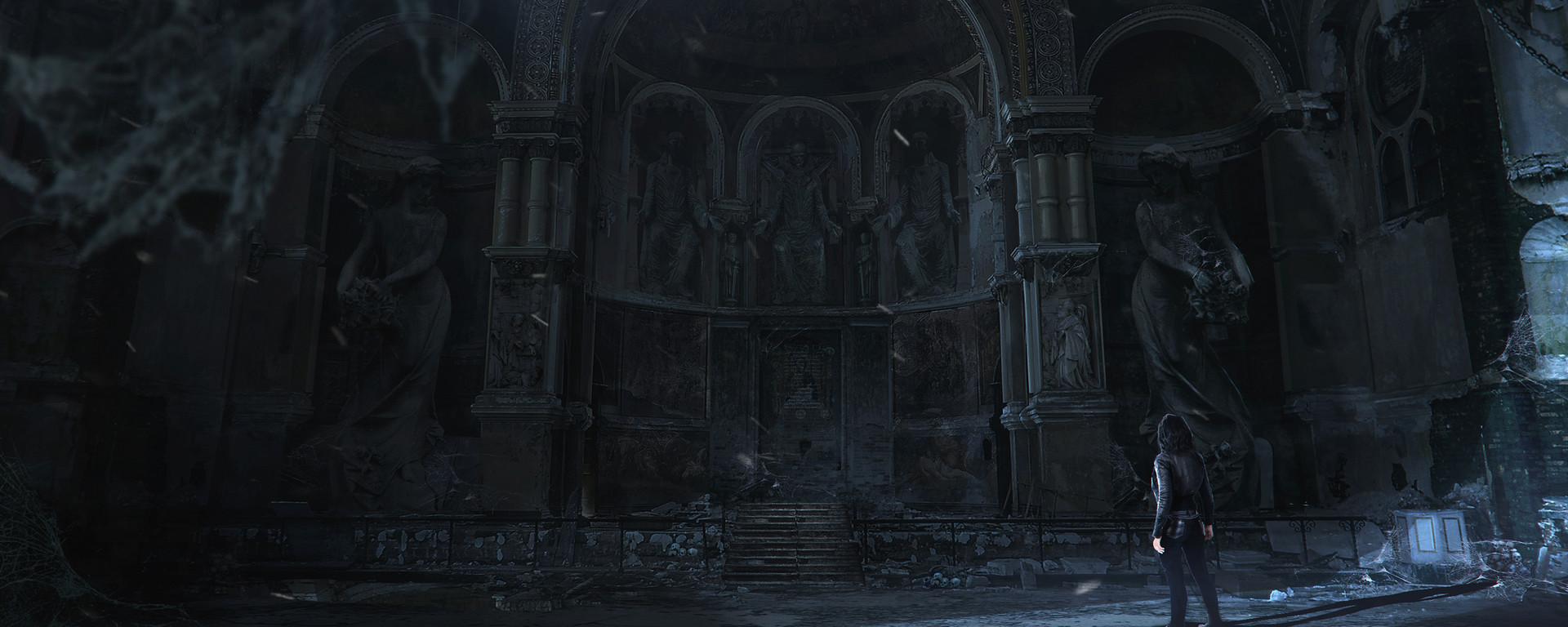 Michael morris crypt