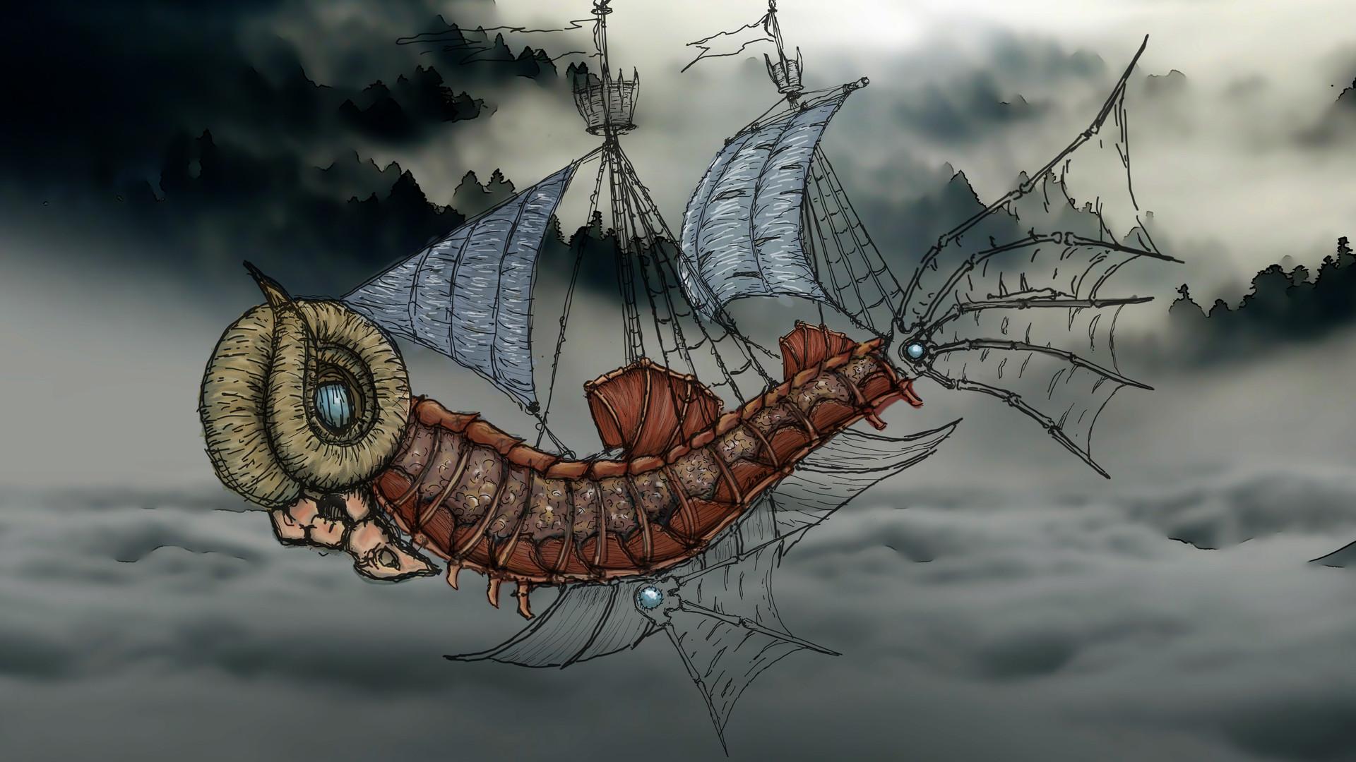 Arcadeous phoenix aries charon frigate 1b