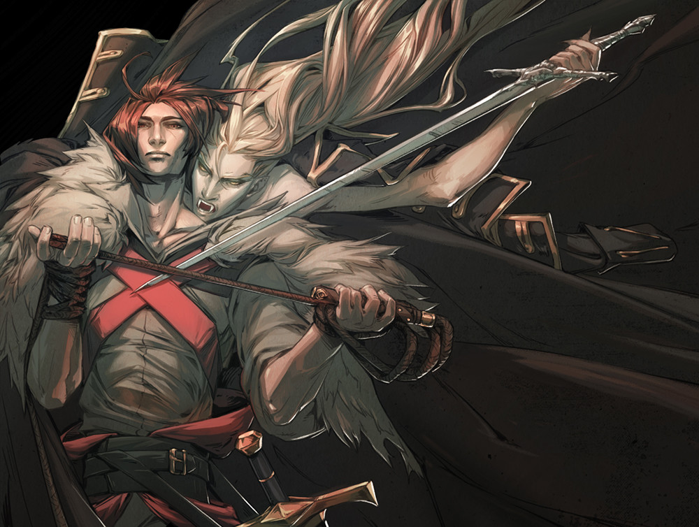 Hunter bonyun castlevania final1 small
