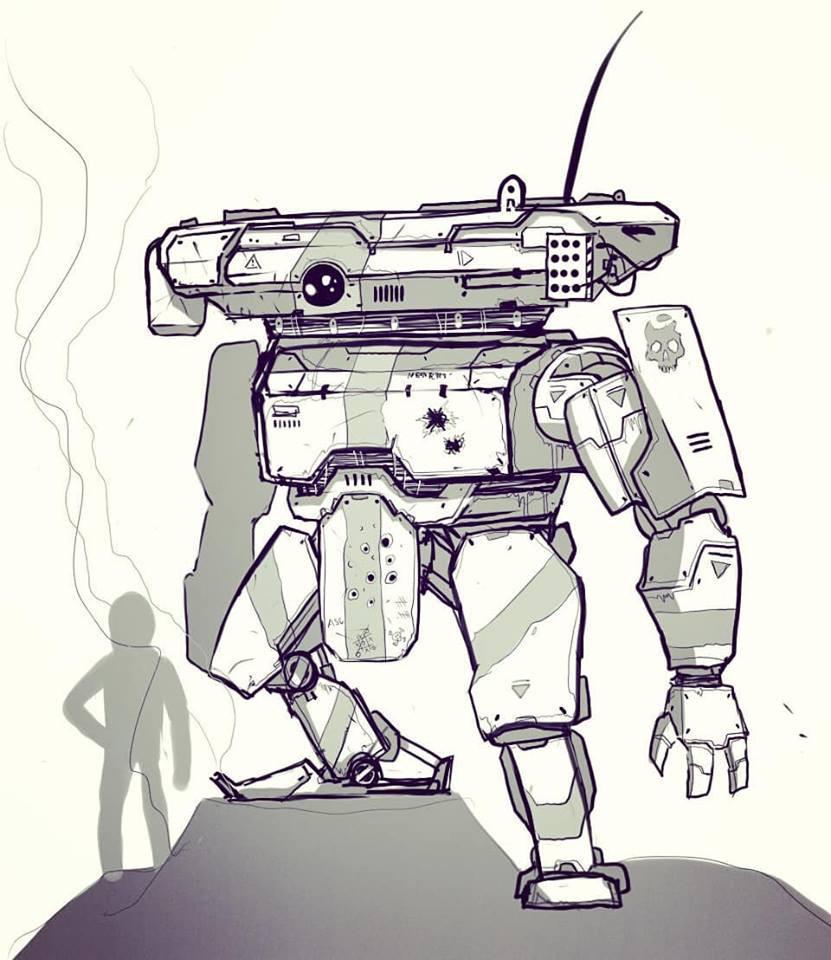 Oscar trejo tank sketch oscartrejo