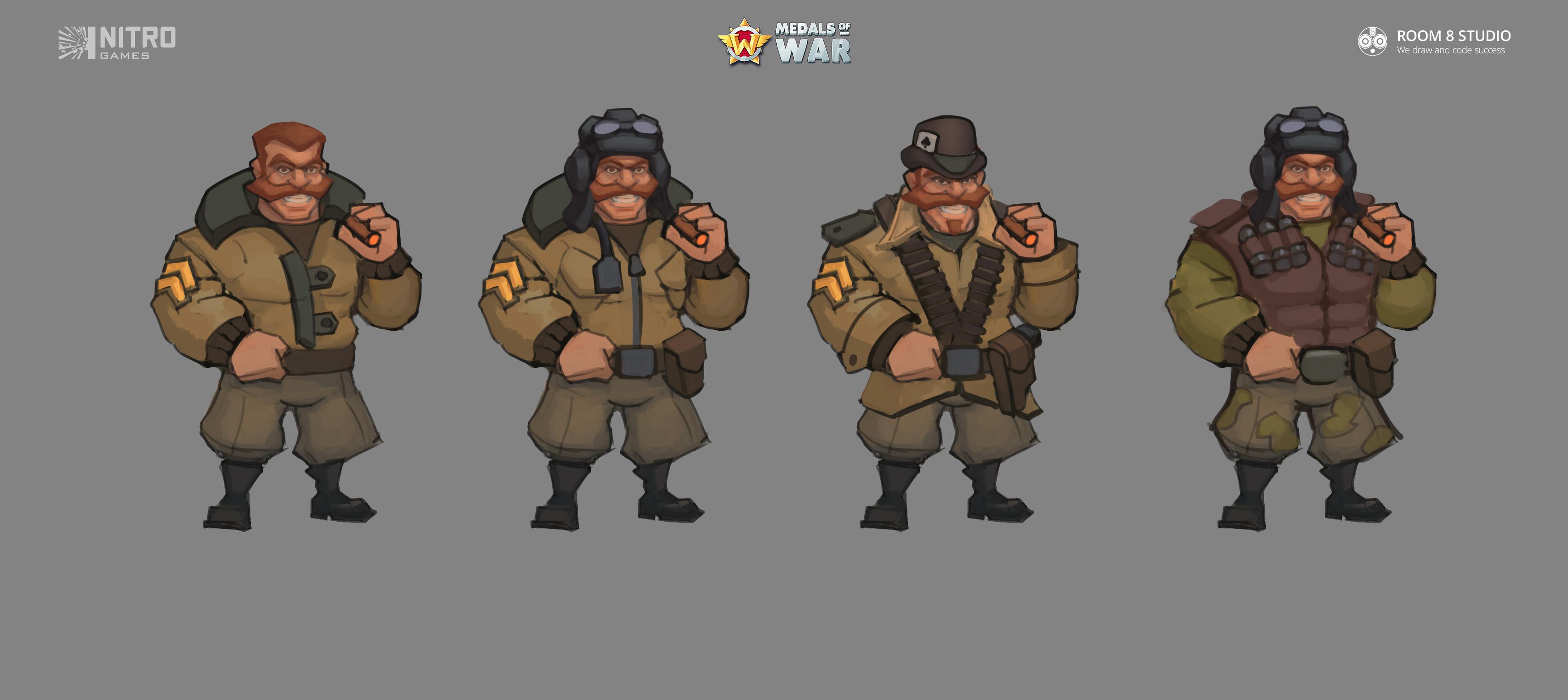 WIP, variants