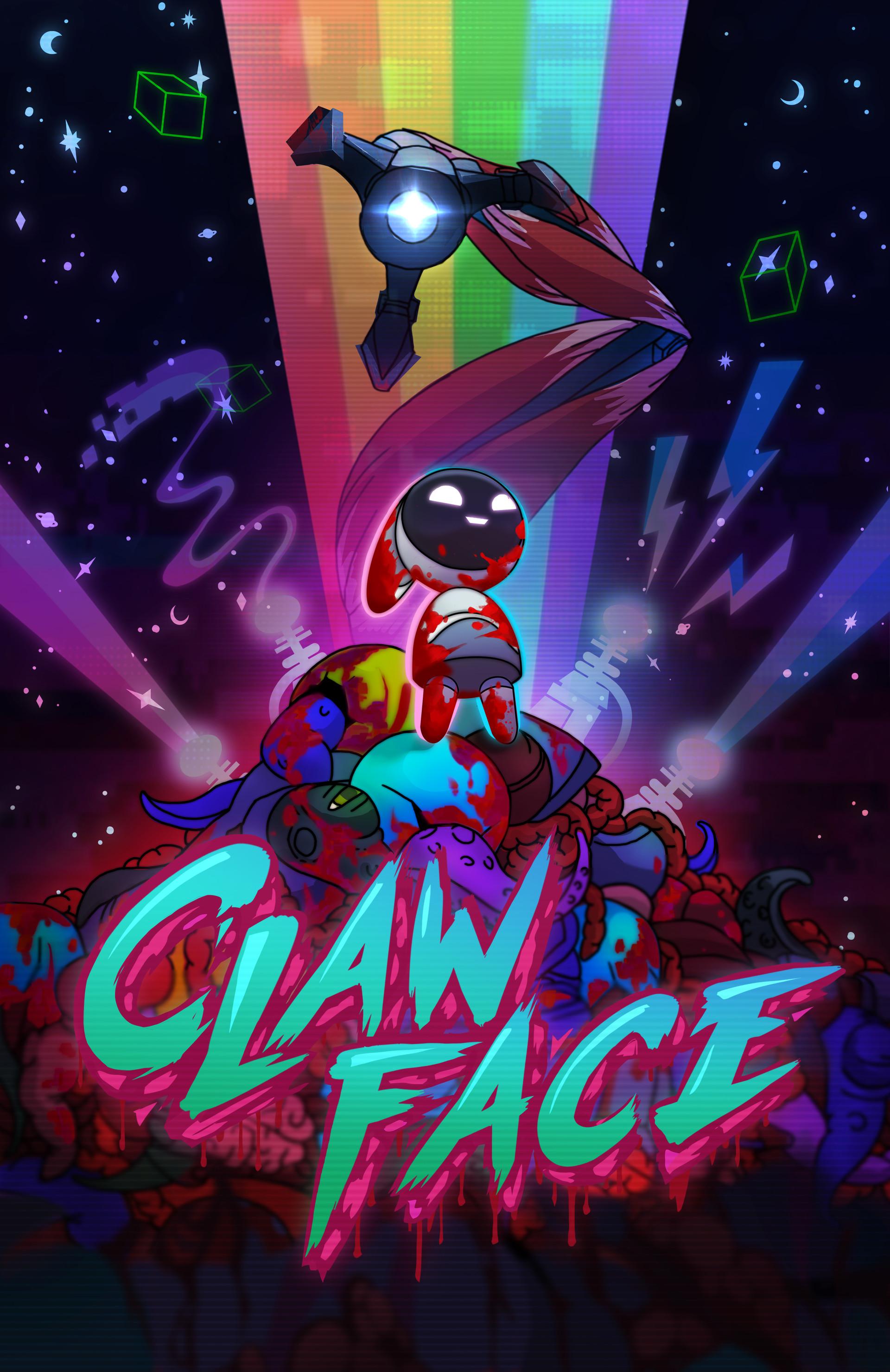 Cherlin mao poster clawface6