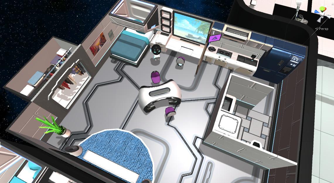 Cherlin mao screenshot room3