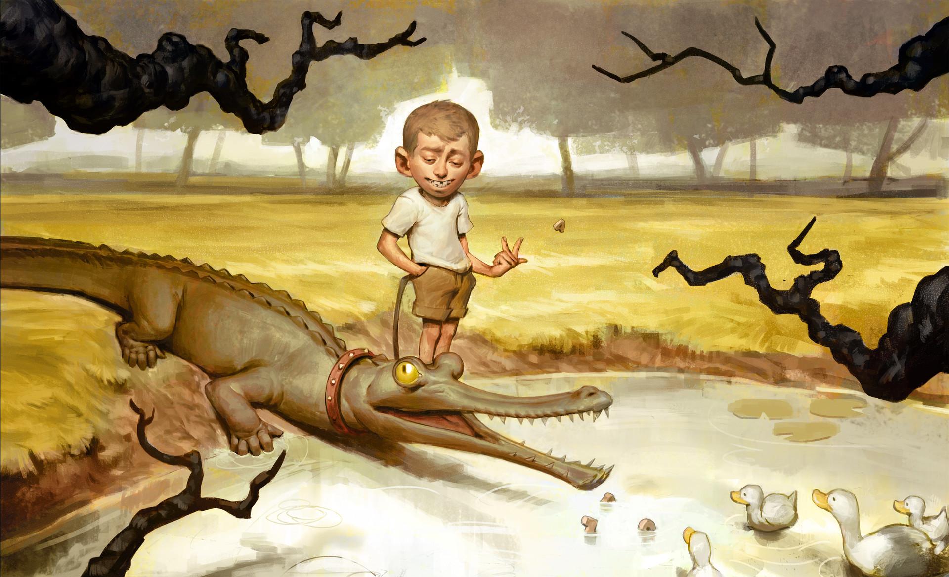 Jens claessens gharial3