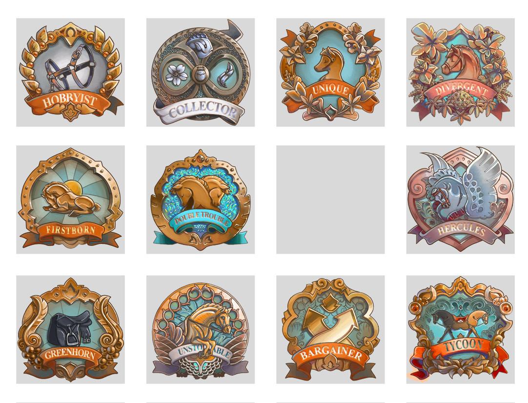 Badge Design Set 2