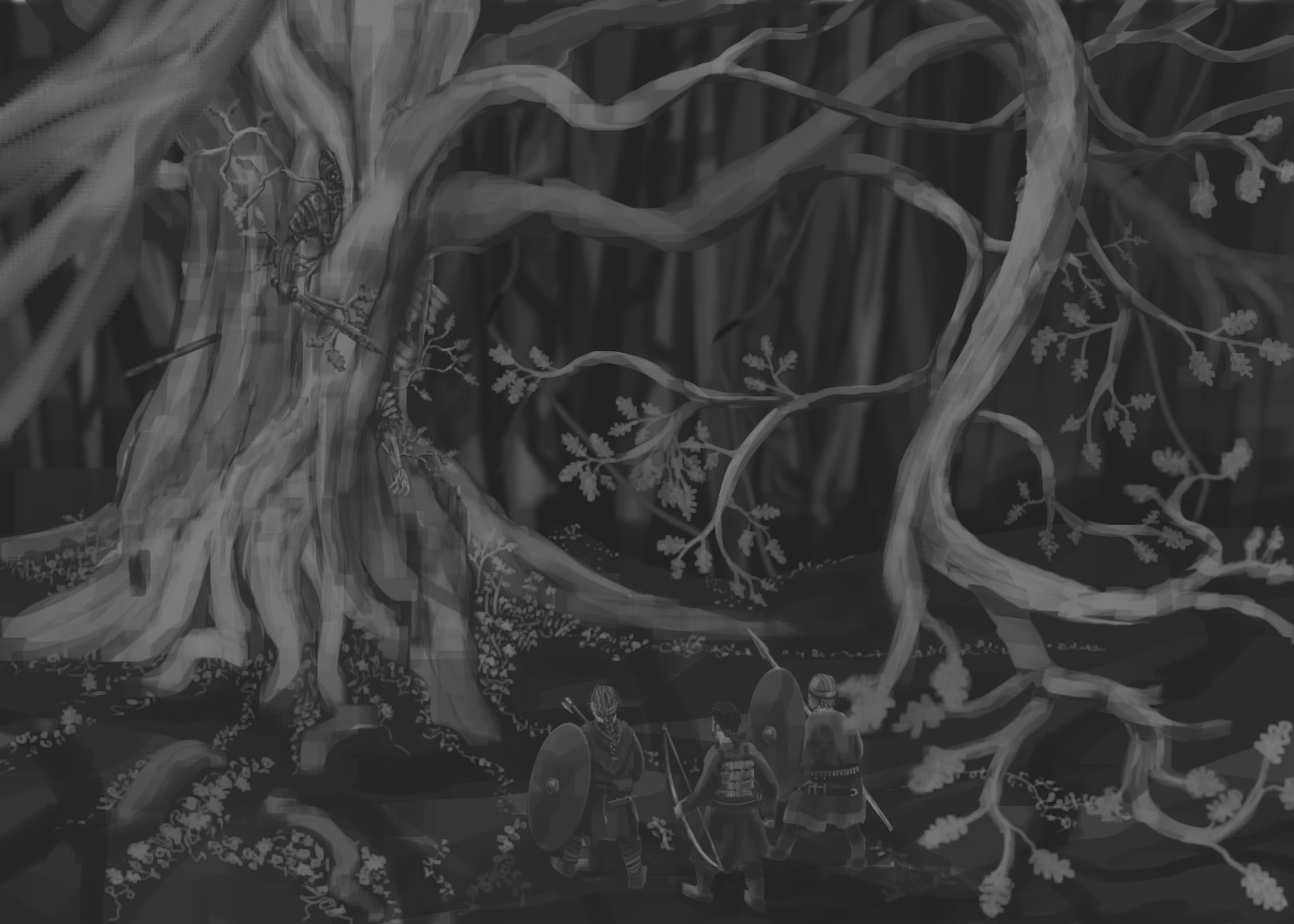 underpainting ( https://www.artstation.com/artwork/QO9Yl )