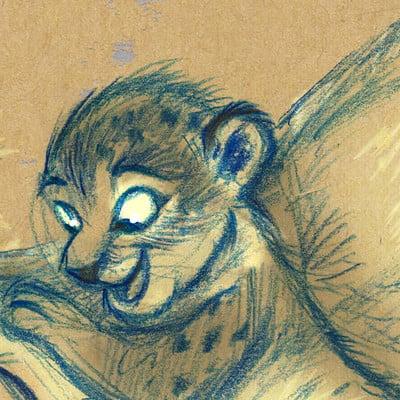 Vipin jacob lion cub