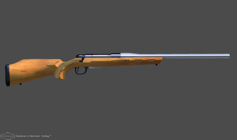 Daniel eady rifle308