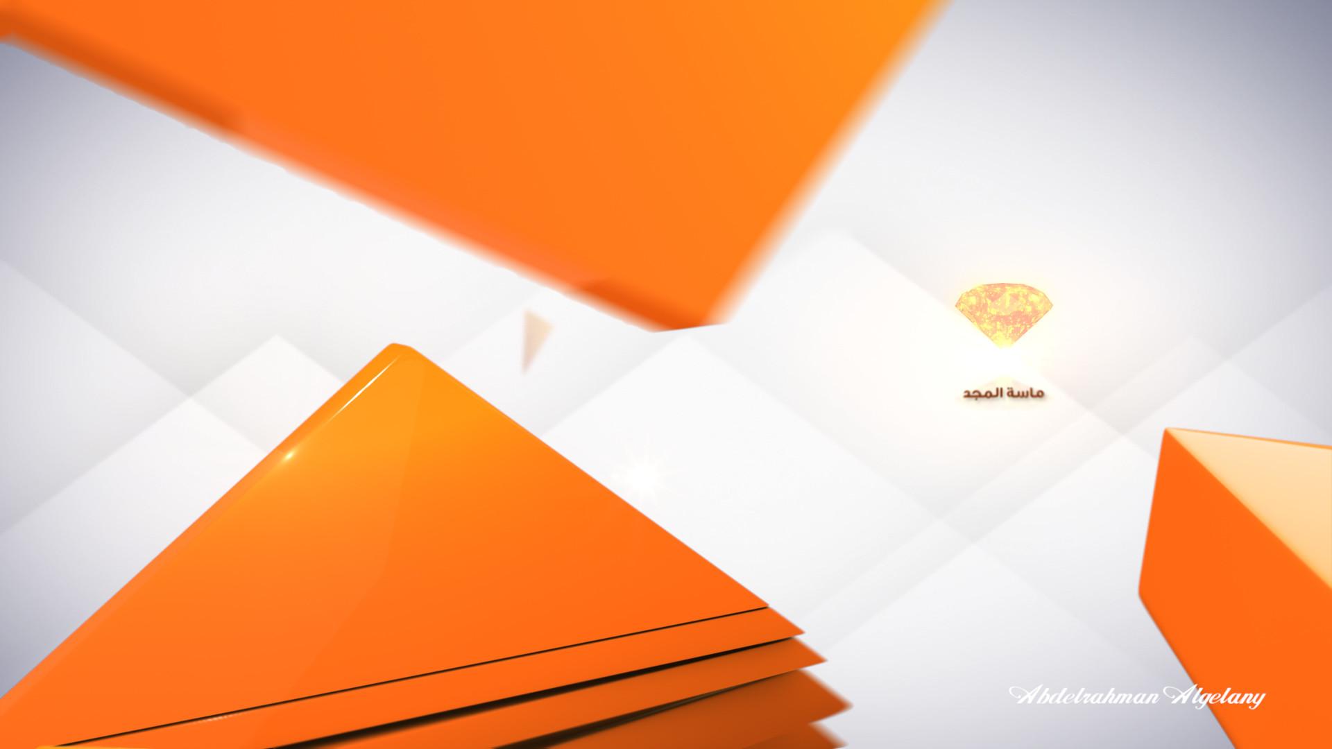 ArtStation - Masat Al-Majd TV Channel - Channel Break - 01 ...