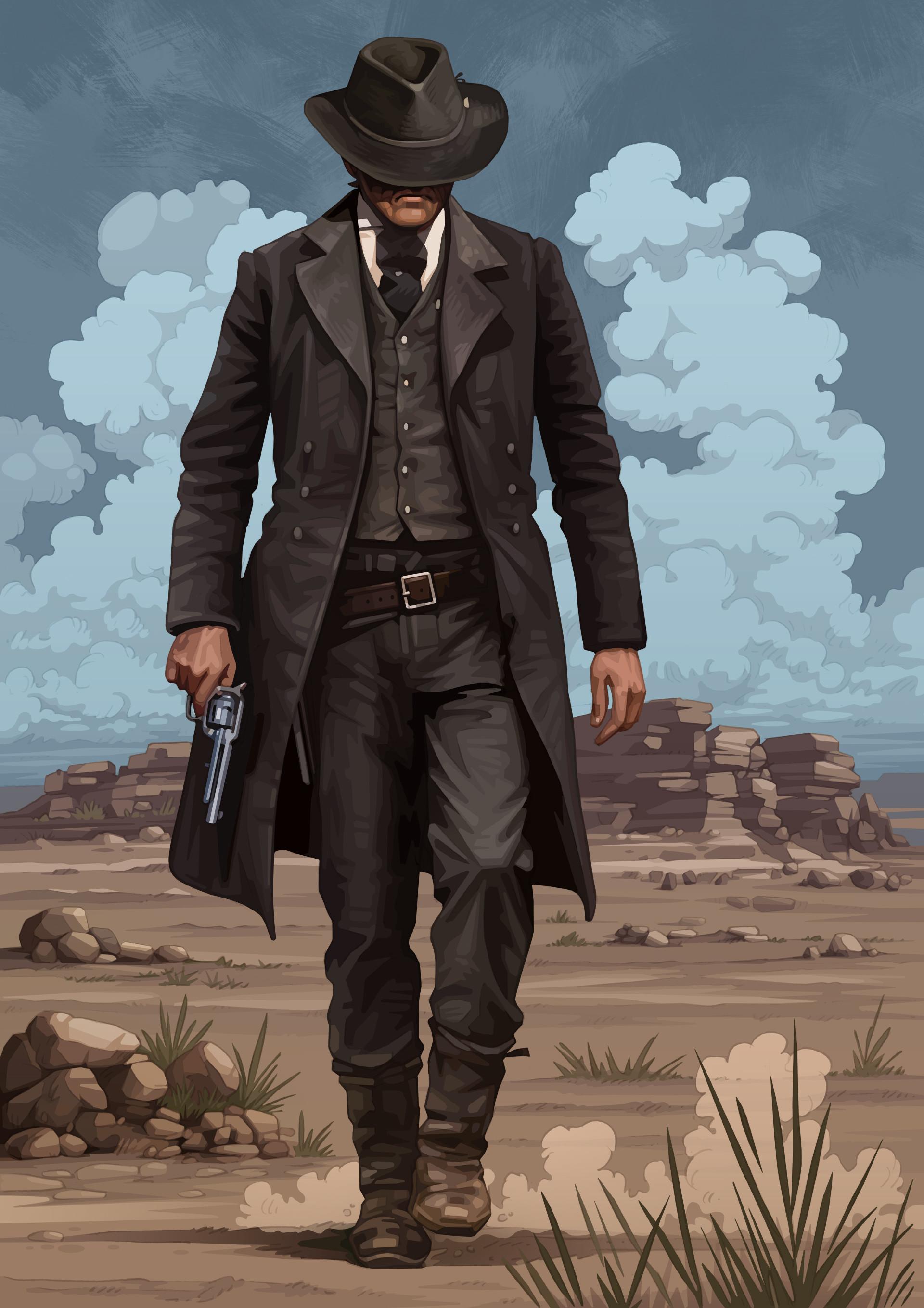 Brian taylor gunslinger