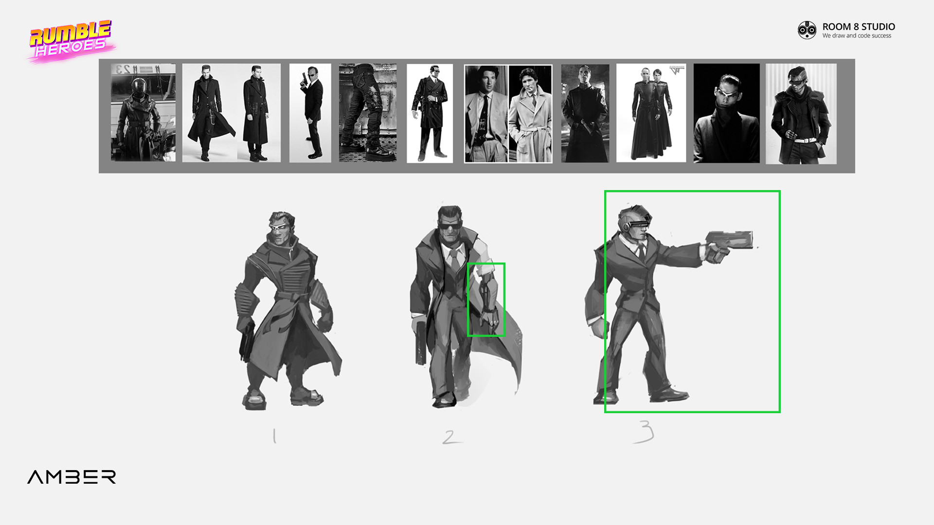 WIP, research
