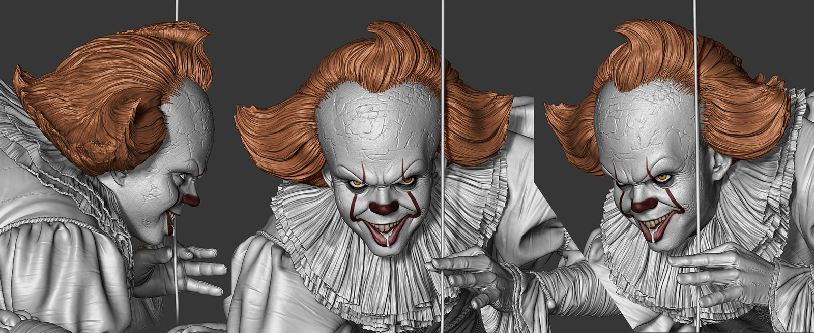 IT's Pennywise - Tweeterhead and Studio ADI