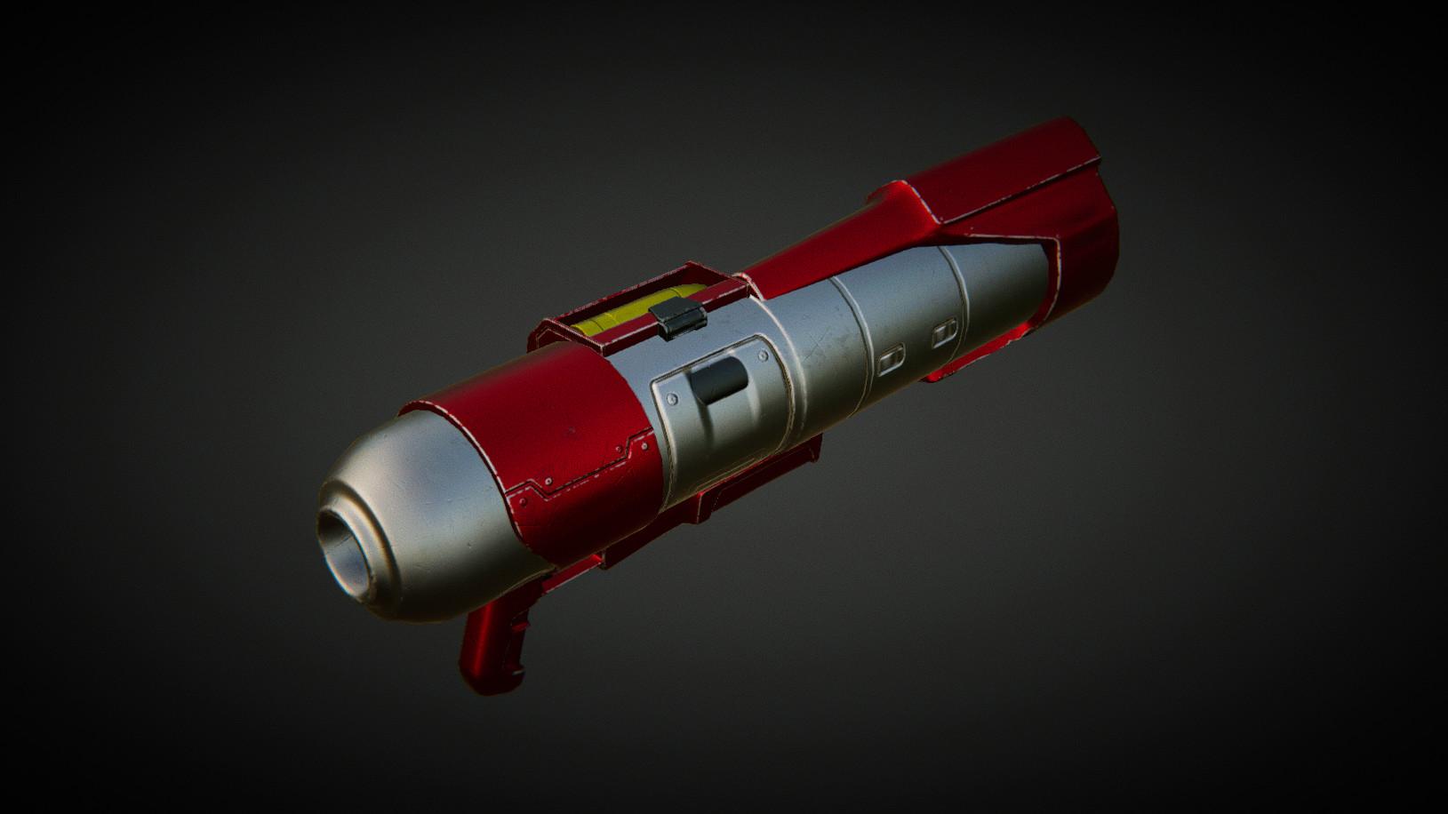 Emanuel cacciola rocket 2
