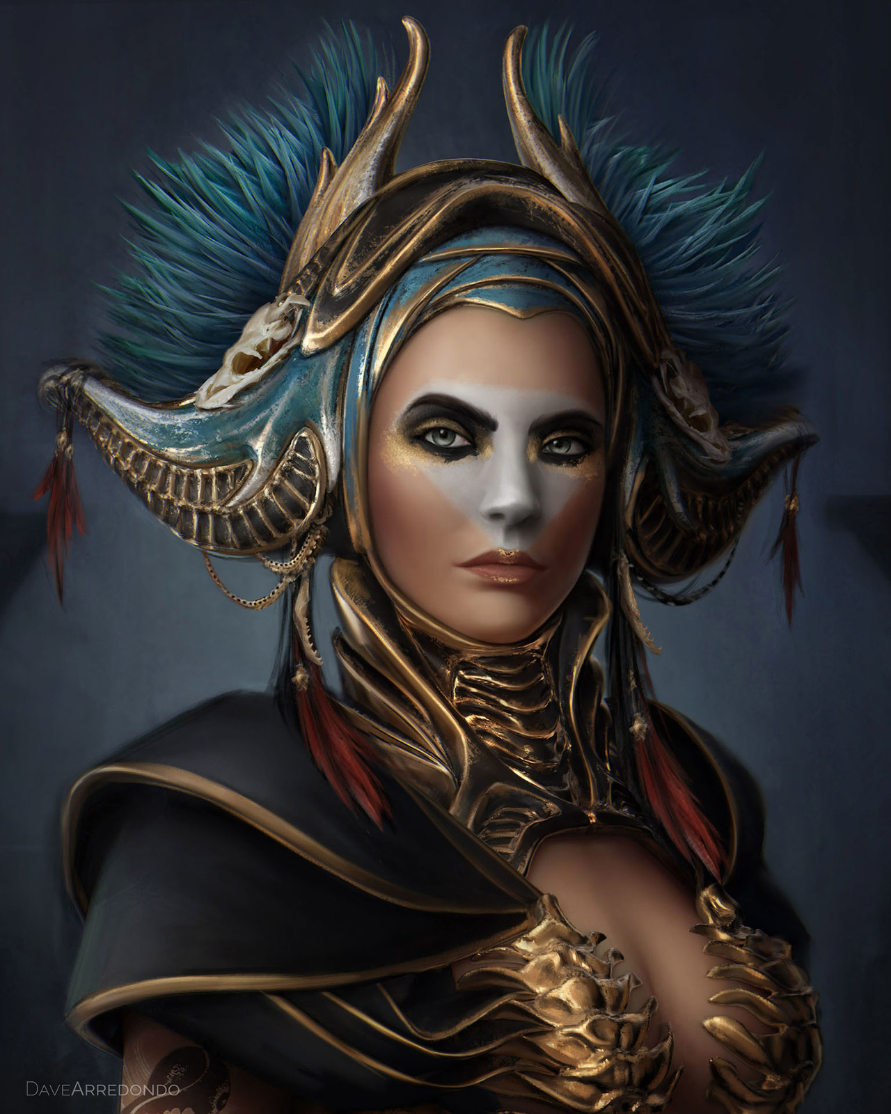The Black Mamba Queen