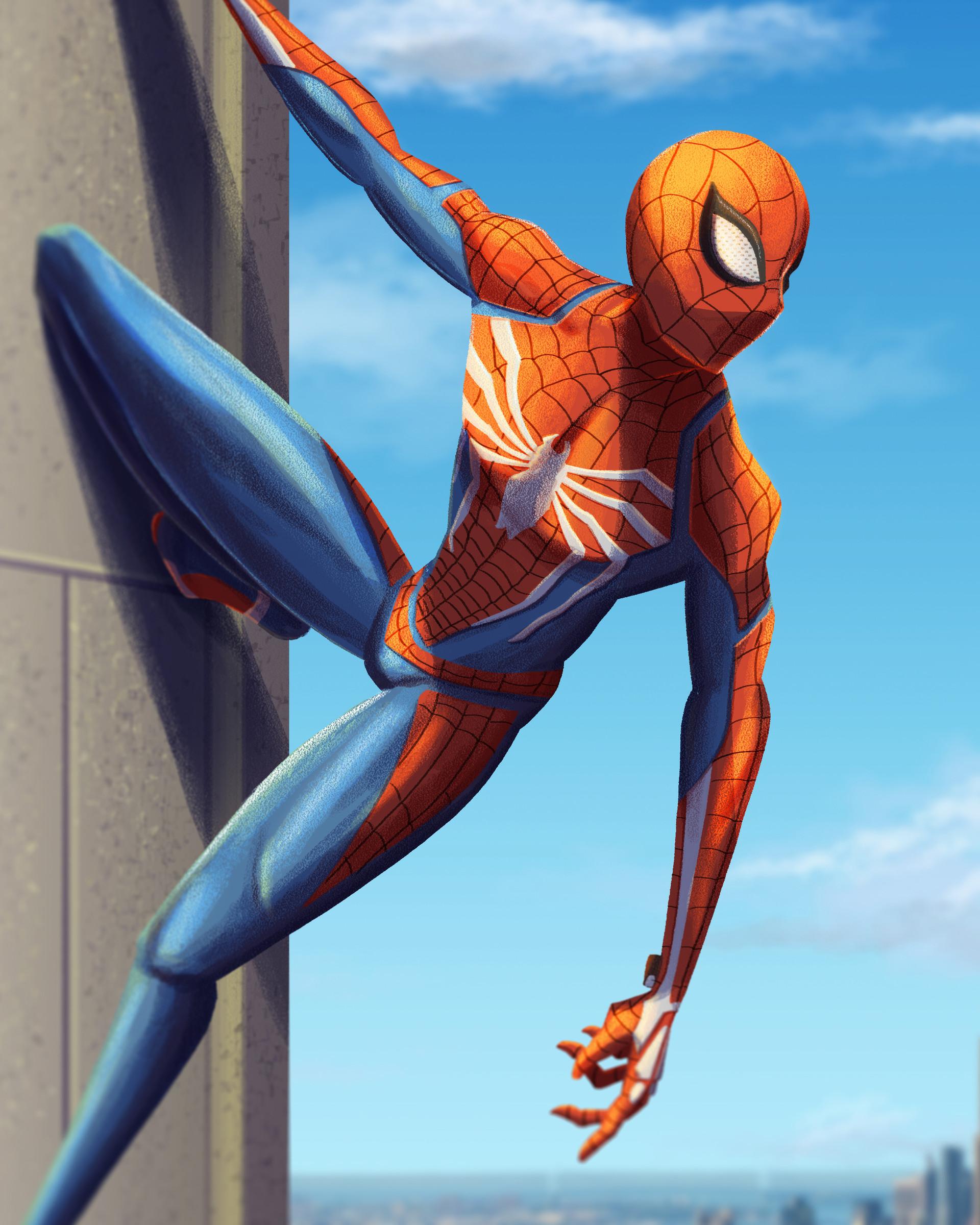 Rafael andrade spiderman2