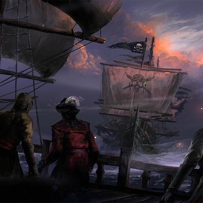 Nele diel piratenjagd
