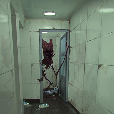 Harrison yinfaowei rest room study