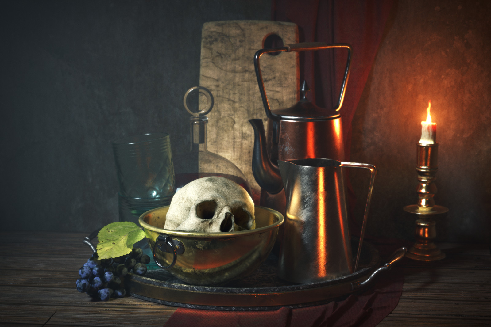 Still Life - MDC Workshop
