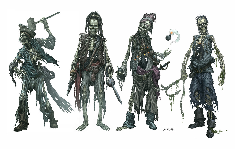 Aaron mcbride potc cursed crew costumes
